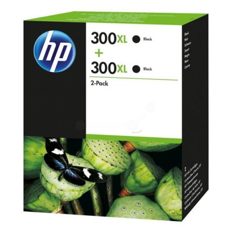 HP D8J43AE Doppelpack Druckerpatronen mit