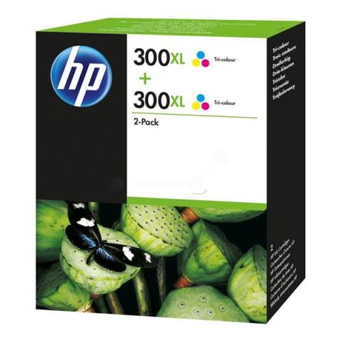 HP D8J44AE Doppelpack Druckerpatronen mit