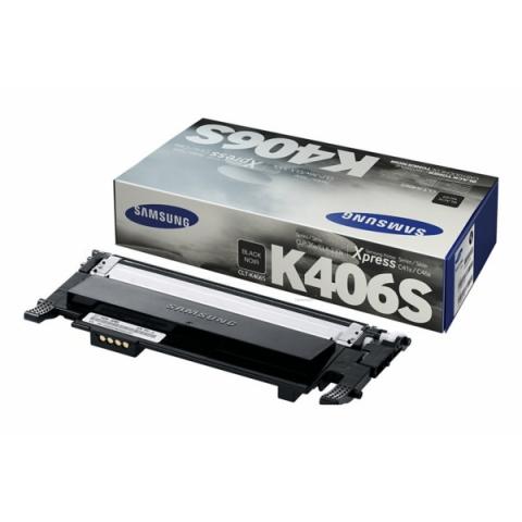 Samsung CLT-K406S , ELS Toner, original mit
