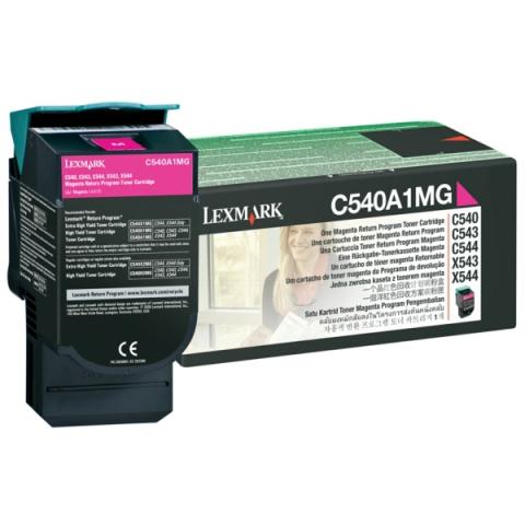 Lexmark 0C540A1MG Toner für Optra C543 , C540 ,