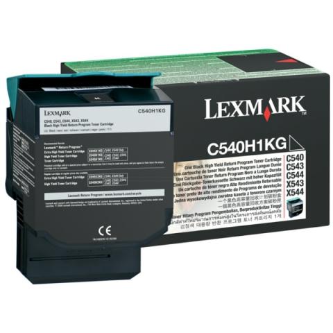 Lexmark 0C540H1KG Toner f�r Optra C543 , C540 ,