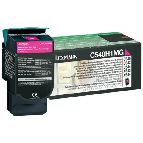 Lexmark 0C540H1MG Toner für Optra C543 , C540 ,