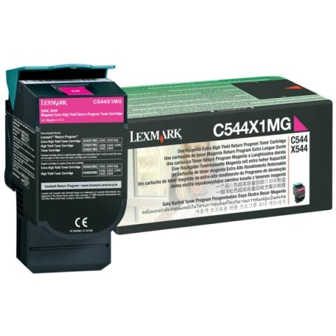 Lexmark C544X1MG original Toner Konica Minolta