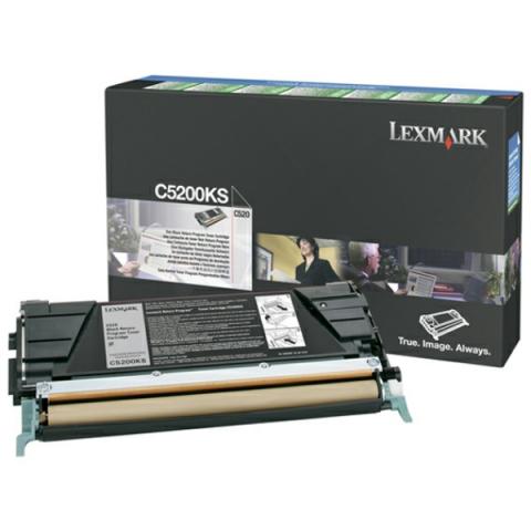 Lexmark 00C5200KS Toner Kit für C 530 , C 530