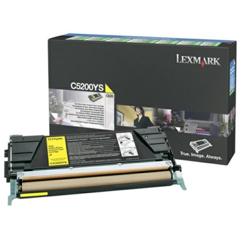 Lexmark 00C5200YS Toner Kit für C 530 , C 530