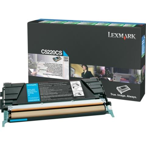 Lexmark 00C5220CS Toner f�r C520N , C522N ,