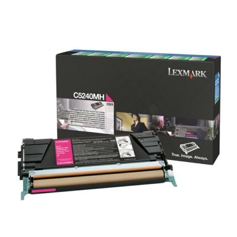 Lexmark 00C5240MH Toner für Optra C520N ,