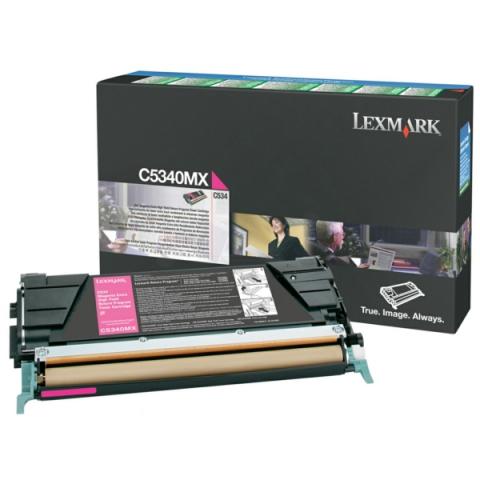 Lexmark 00C5340MX Toner Prebate 00C5340MX für
