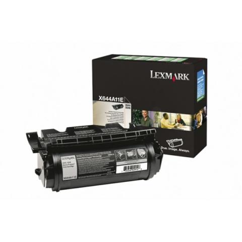Lexmark 0X644A11E original Toner für X640E ,
