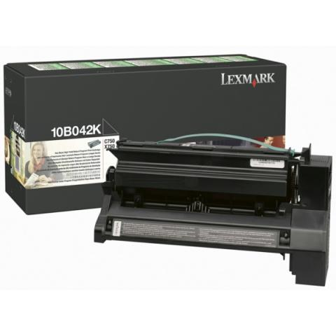 Lexmark 10B042K original Toner, original