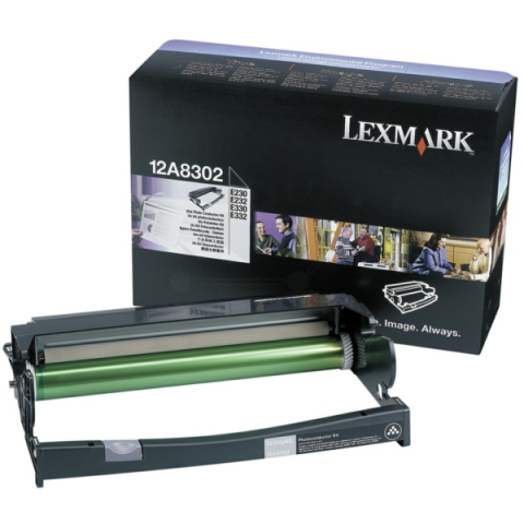 Lexmark 12A8302 original Bildtrommel ,