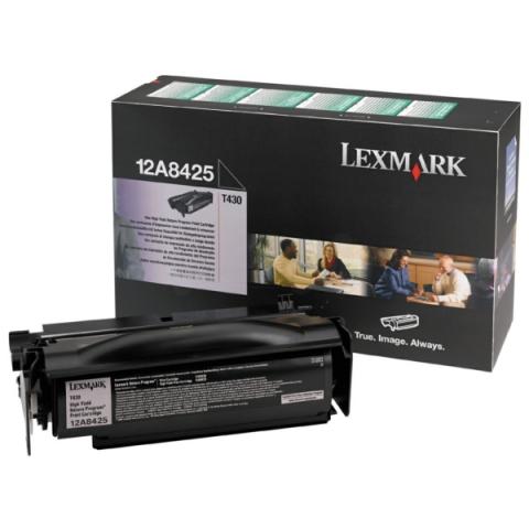 Lexmark 12A8425 Toner Prebate, für ca. 12.000