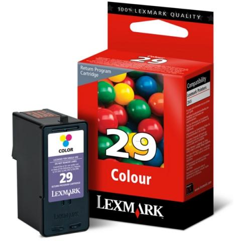 Lexmark 18C1429E Tintenpatrone aus dem