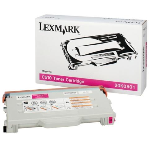 Lexmark 20K0501 original Toner , für ca. 3.000