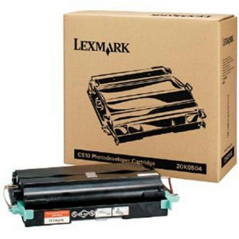 Lexmark 20K0504 20K0504 original Bildtrommel ,