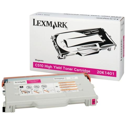 Lexmark 20K1401 original Toner passend für