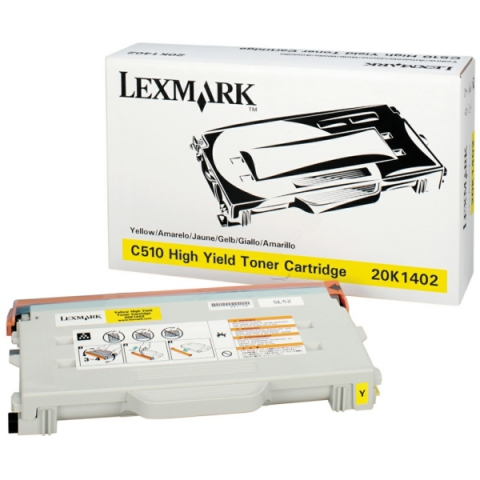 Lexmark 20K1402 original Toner passend für