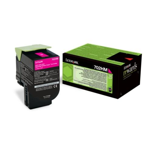 Lexmark 70C2HM0 Toner mit XL Füllmenge für CS