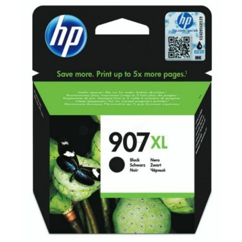 HP T6M19AE Druckerpatrone HP NO 907BkXL, für