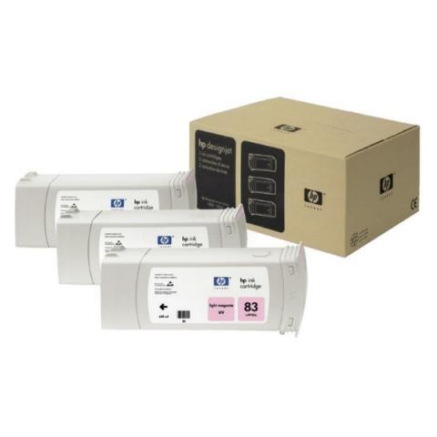 HP C5077A Tintenpatrone magenta hell, UV-Tinte C