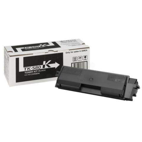Kyocera,Mita TK580K original Toner für Kyocera