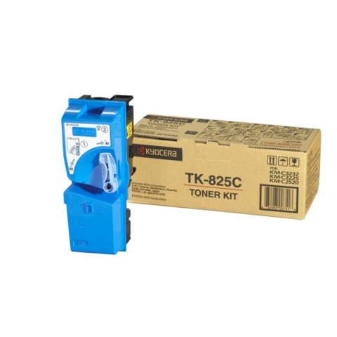 Kyocera,Mita TK825C Toner Kyocera Mita für