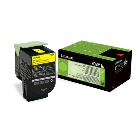 Lexmark 70C20Y0 Toner f�r CS 310 , 410 , 510