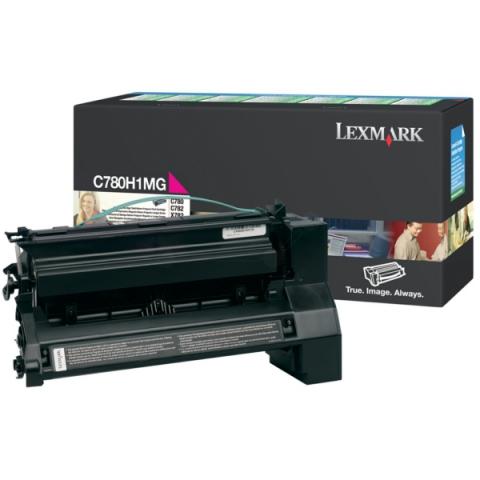 Lexmark 0C780H1MG Toner f�r C782DN , 782DTN ,