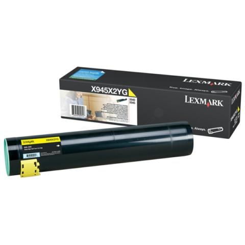 Lexmark X945X2YG original Toner , für ca.