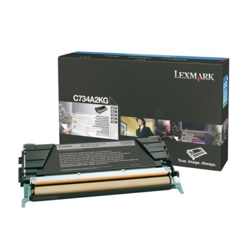 Lexmark 0C734A2YG Toner für C734 , C736 , X734