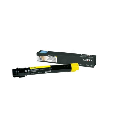 Lexmark C950X2YG original Toner , Kapazität für