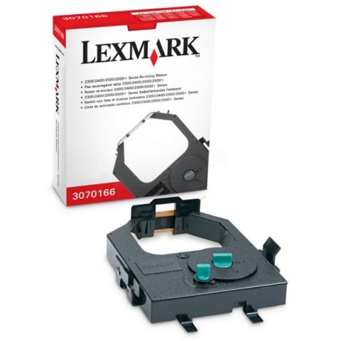 Lexmark Farbband 3070166 mit Nachtränksystem
