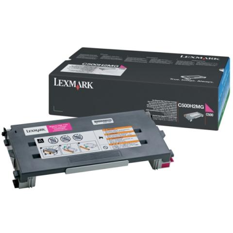 Lexmark C500H2MG Toner f�r C500 , C500N ,