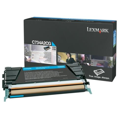 Lexmark 0C734A1CG Toner für C734 , C736 , X734