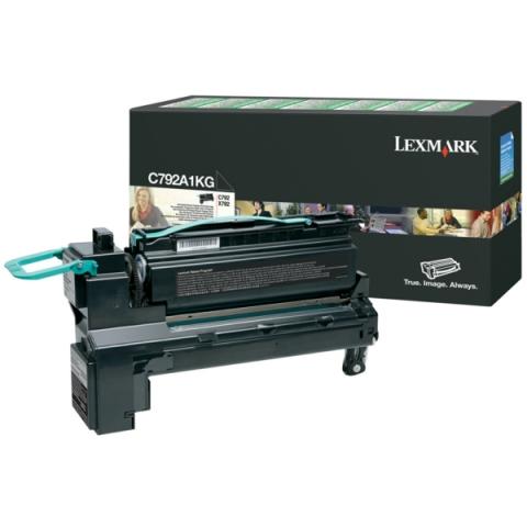 Lexmark 0C780A1KG Toner für C782DN , 782DTN ,