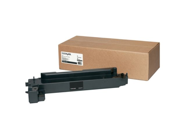 C792X77G Rest Toner behälter Lexmark für C792DE / DHE / DTE / E / C792DE / DTE / DTFE / DTME /