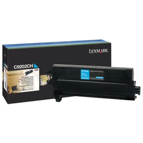 Lexmark 0C9202CH Toner f�r C 920 Serie und