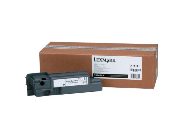 00C52025X Rest Toner behälter 00C52025X für Optra C 500 Serien