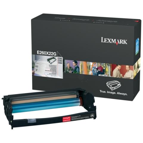 Lexmark 0E260X22G Fotoleiter für ca. 30.000