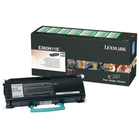 Lexmark 0E360H11E Toner f�r E360 , E460DN ,
