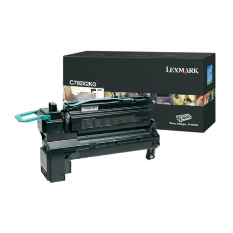 Lexmark C792X2KG Toner Kapazit�t ca.20.000