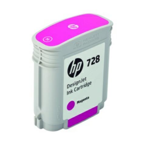 HP F9J62A original HP Tintenpatrone No. 728 mit