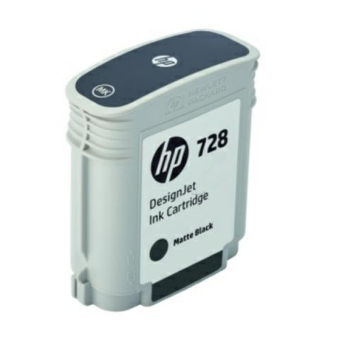 HP F9J64A original HP Tintenpatrone No. 728 mit