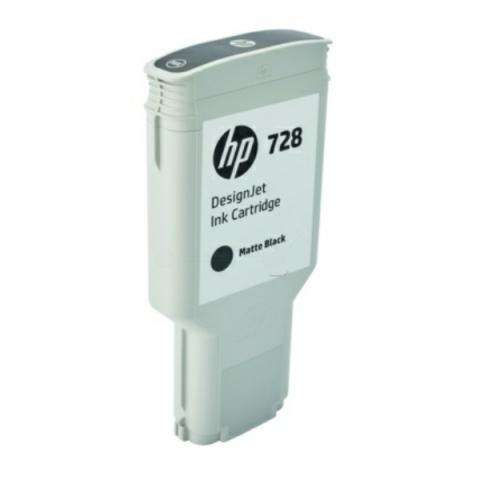 HP F9J68A original HP Tintenpatrone No. 728 mit