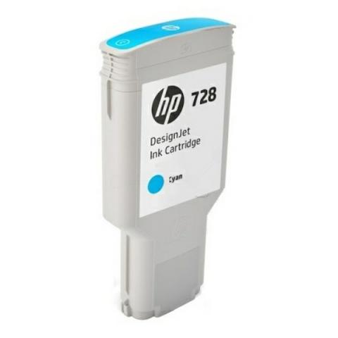 HP F9K17A original HP Tintenpatrone No. 728 mit