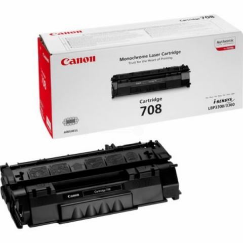 Canon 0266B002 Toner LBP 708, für ca. 2500
