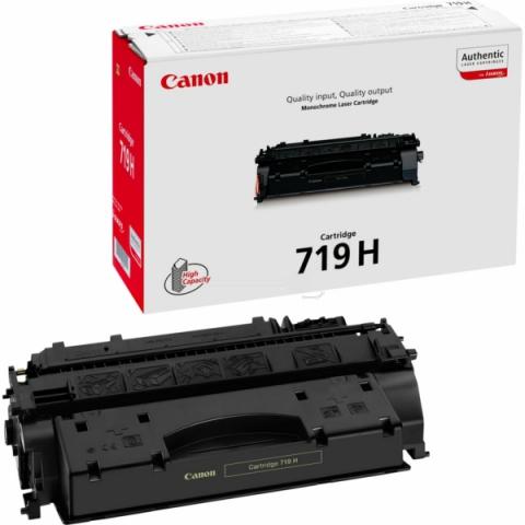 Canon 719H Toner original für ca. 6.300 Seiten