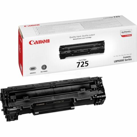 Canon 3484B002 Toner CRG 725 für ca. 1.600