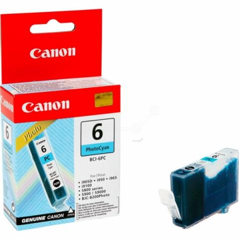 Canon BCI-6PC original Foto Druckerpatrone von