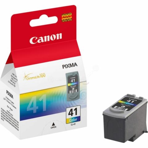 Canon CL-41 Druckerpatrone original mit einem